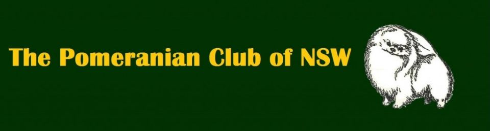 Pomeranian Club of NSW